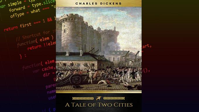 """""""최고의 시절이자 최악의 시절, 지혜의 시대이자 어리석음의 시대    찰스 디킨슨의 소설 ≪두 도시 이야기≫ 는 시작한다. 인간과 기계의 역할 구분에 혼란이 생긴 현재에 대해서도 여전히 유효한 은유로 보인다."""
