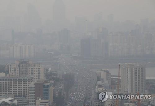 """""""초미세먼지 등 대기오염 원인 조기사망 연간 880만명"""""""