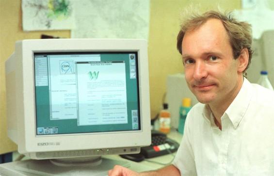 과학자의 그림 한 장으로 시작한 'WWW' 세계를 하나로 묶다
