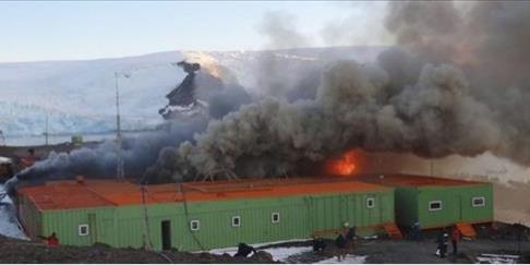 브라질, 화재로 폐쇄했던 남극 과학기지 7년 만에 재건