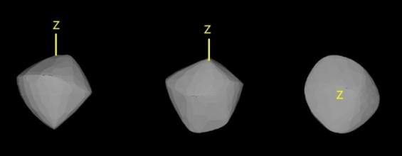 日 다음 탐사대상 소행성 '파에톤' 특성, 국내 연구팀이 밝혔다