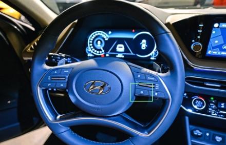신형쏘나타, '차로유지보조' 더 쉽게 쓴다…자율주행기술 적용