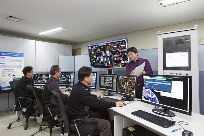 한국원자력연구원은 원전을 AI를 통해 자동화해 운전 실수 등을 원천적으로 막는 방법을 연구하고 있다. 사진 제공 한국원자력연구원