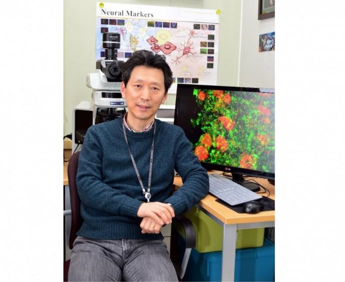 류훈 보스턴대 의대 교수가 KIST 뇌과학연구소 산하 신경과학연구단 단장으로 초빙됐다. KIST 제공