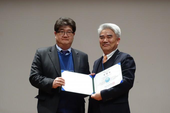 경희대병원 신경외과 김승범 교수가 대한노인신경외과학회 척추학술상을 수상했다.
