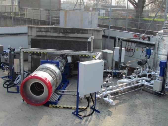 2012년 리액션 엔진이 예냉기를 테스트하는 모습이다. 리액션 엔진 제공