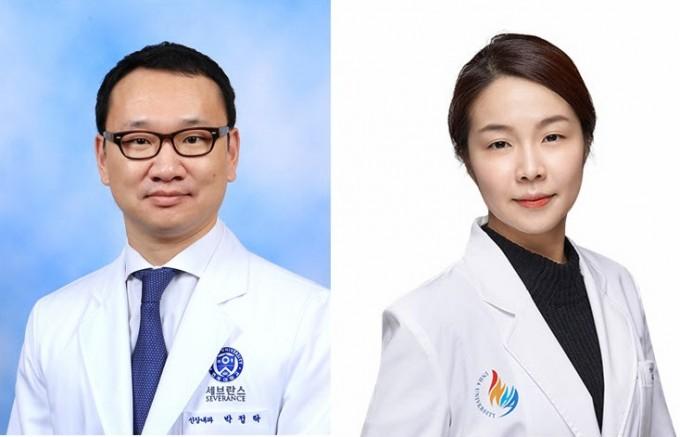 박종탁 세브란스병원 교수(왼쪽)와 지종현 인하대병원 교수(오른쪽). 세브란스병원 제공