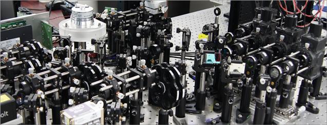초고속 레이저주사 3차원 생체현미경 시스템. KAIST 제공