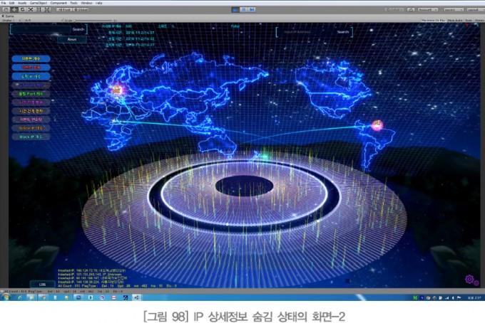 KISTI 정책연구보고서 중 ′최신 사이버위협 동향 및 대응방안 분석′ 화면 캡쳐.