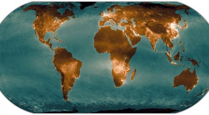 지도에 색을 입혀 나타내자 이산화질소의 영향이 더욱 선명해졌다. 데카르트랩 제공