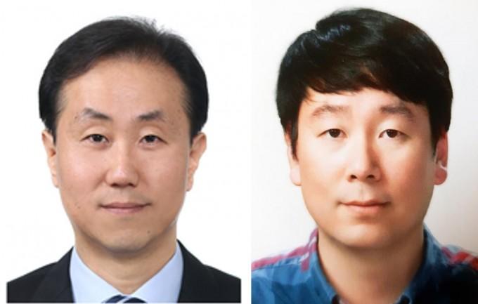 김용석 현대자동차 책임연구원(왼쪽)과 신호철 슈프리마 수석연구원이 4월 대한민국 엔지니어상 수상자로 선정됐다. 과학기술정보통신부 제공