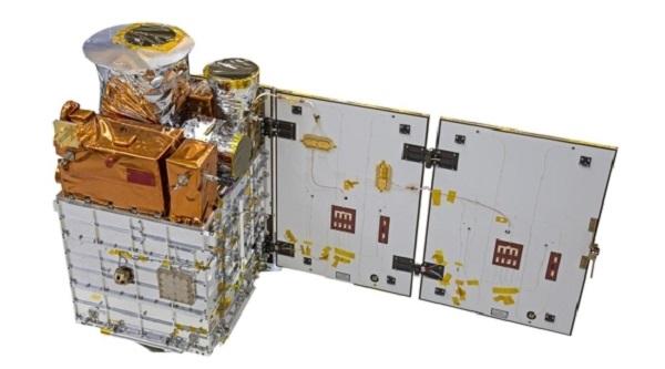 한국형 우주과학연구용 위성인 차세대 1호. KAIST 제공
