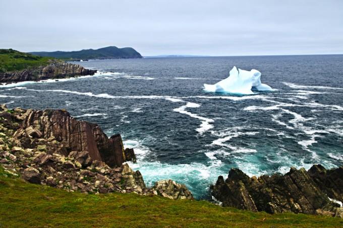 캐나다 북극 지역의 빙하가 기후변화로 인해 점차 녹고 있다. 게티이미지뱅크 제공