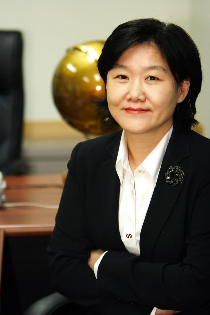 안혜연 신임 여성과학기술인지원센터 소장. 과기정통부 제공.