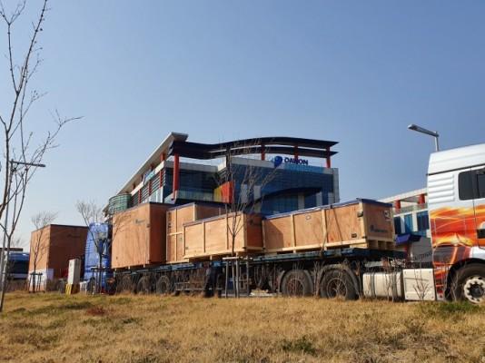 한국, ITER 초전도자석 전원공급장치 개발 완료…프랑스로 운송중
