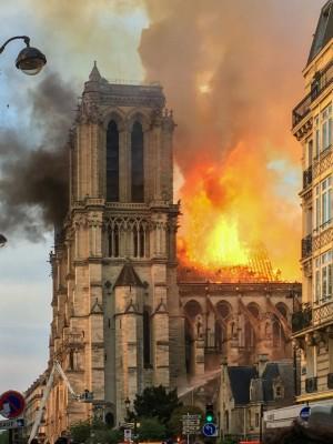 노트르담 대성당 화재로 주목받는 문화재 방재 기술