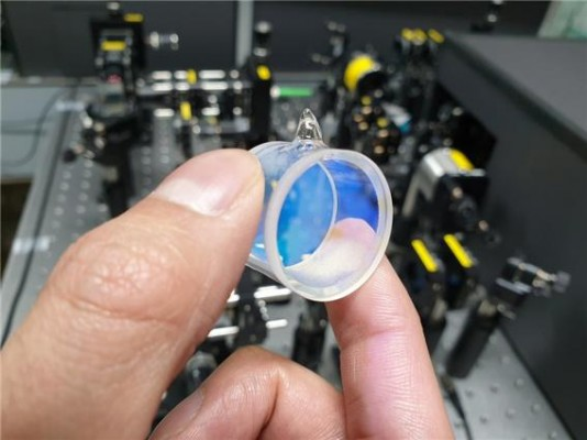 부산대 연구진, 성능 개선된 양자통신용 광원 개발