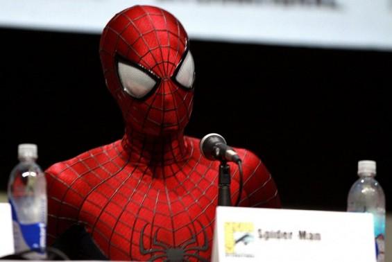 영화속 스파이디와 앤트맨, 곤충 공포증 극복에 효과 있다
