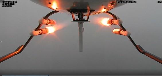 수직이착륙무인기로 인공강우 실험…