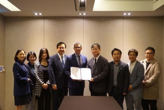 과학기자協, 글로벌의약산업협회와 MOU
