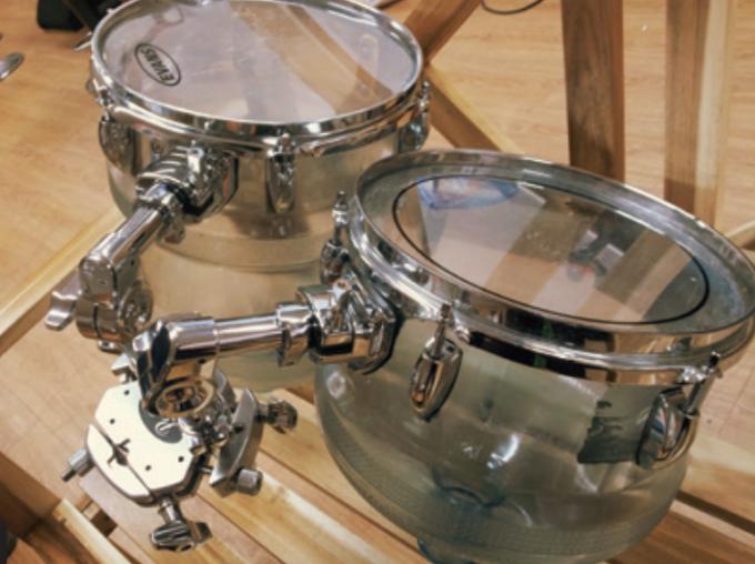 생수통을 활용한 드럼