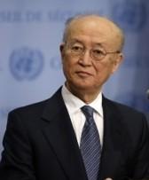 야마노 유키야 국제원자력기구(IAEA)  사무총장. 연합뉴스