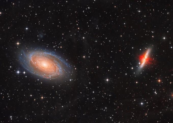 정병준 씨의 ′M81, M82′. 천문연 제공
