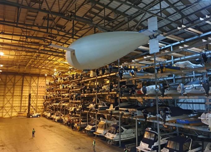 영국 연구팀이 엔진 없이 하늘을 나는 비행기 개발에 성공했다고 밝혔다. 하이랜즈 앤드 아일랜즈대 제공