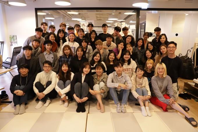 UNIST 대학생이 창업한 스타트업 클래스101이 지난해 6월 네이버 투자회사인 스프링캠프로부터 5억원 투자를 받은데 이어 120억원 투자 유치에 성공했다. UNIST 제공.