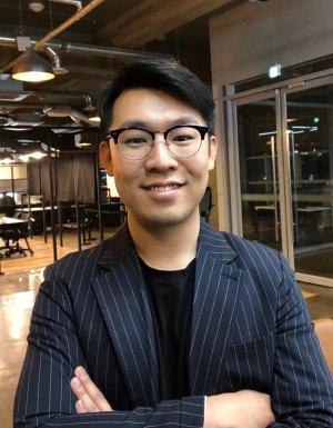 2019 아시아의 영향력 있는 30세 이하 리더 30인에 선정된 김영진 테솔로 대표.