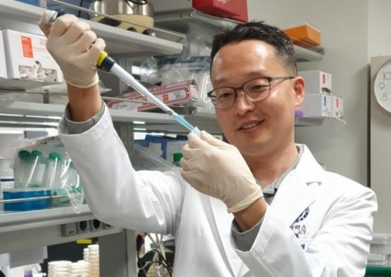 김형범 연세대 교수, 이달의 과학기술인상