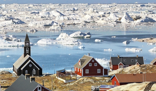 영화 속 그곳, 빛과 얼음의 땅 북극