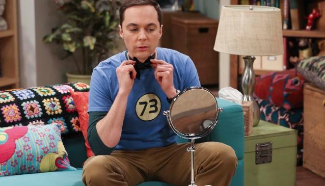 미국 인기시트콤 ′빅뱅이론′에서 73이 최고의 수라고 믿는 쉘던은 종종 73이 적힌 티셔츠를 입는다. Michael Yarish / 2019 Warner Bros. Entertainment Inc.