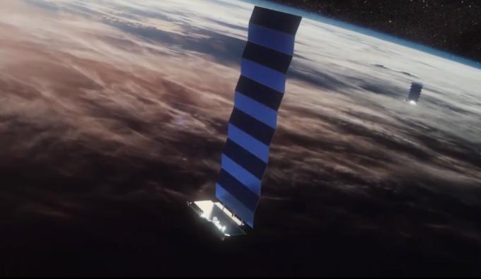 지구 상공에 '위성 그물망' 펼쳐...오지서도 초고속 인터넷 쏜다