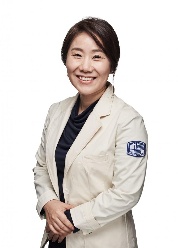 연구를 이끈 김명신 서울성모병원 유전진단검사센터장. 서울성모병원 제공