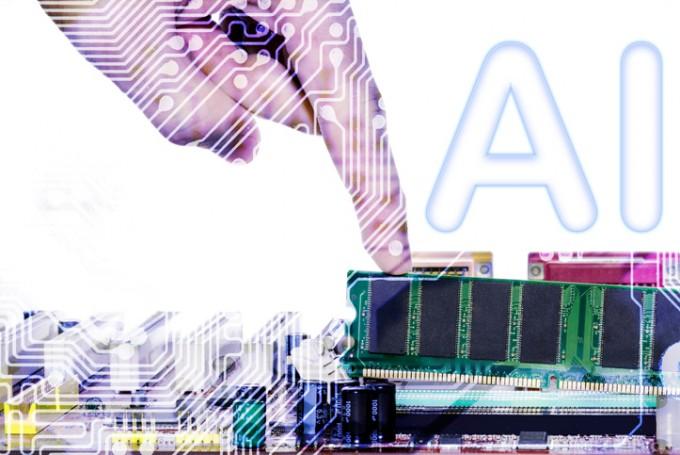′'에지 디바이스'로 연결되는 IoT사회에서는 보안을 강화하고 네트워크 끊김 문제를 해결할 수 있도록 디바이스 자체에서 AI를 처리할 필요성이 커지고 있다. 전문가들은 AI 반도체 등 기존 시장과 완전히 다른 시장을 열 것이라 전망한다.
