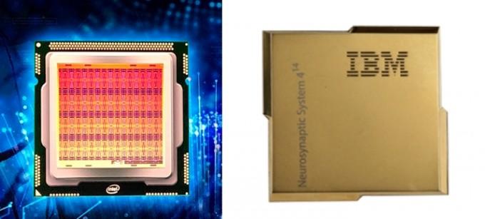 인텔 뉴로모픽 반도체 ′로이히′. IBM ′트루노스′