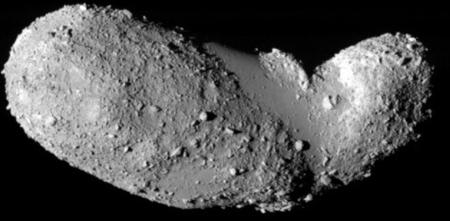 日무인탐사선 하야부사, 소행성에서 물 가져왔다