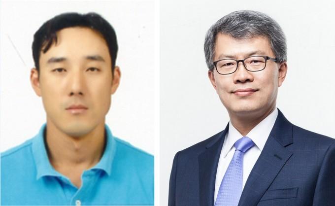 김종준 현대중공업 책임연구원(왼쪽)과 정광량 동양구조안전기술 대표이사가 대한민국 엔지니어상 5월 수상자로 선정됐다. 과학기술정보통신부 제공