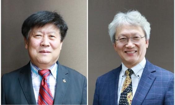 DGIST 신임 부총장에 김칠민 교수·김호영 책임연구원