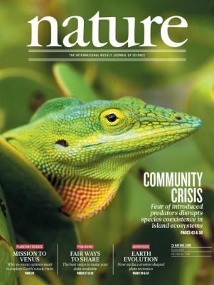 [표지로 읽는 과학] 천적이 가져온 생물 다양성의 변화