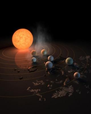 '서식가능지역' 행성도 유독가스로 다세포 생명체 존재 난망