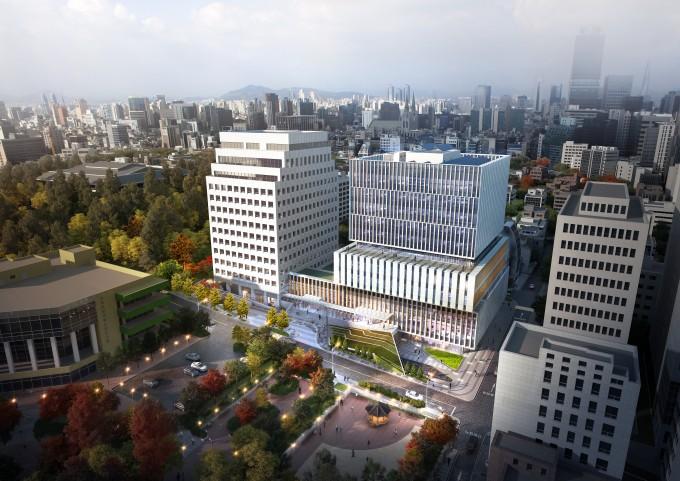 2021년 과학기술인의 상호 교류와 협력을 위한 ′사이언스 플라자′가 2021년 준공된다. 한국과학기술단체총연합회 제