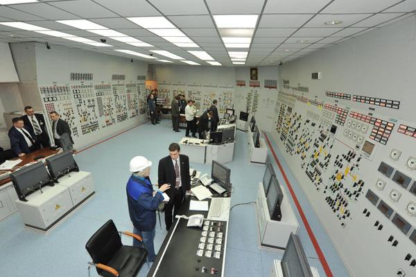 러시아 원자력공사(ROSATOM) 내부모습이다. ROSATOM 제공