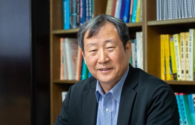 장용근 차세대바이오매스연구단(KAIST 생명화학공학과 교수) 단장. 남윤중 제공