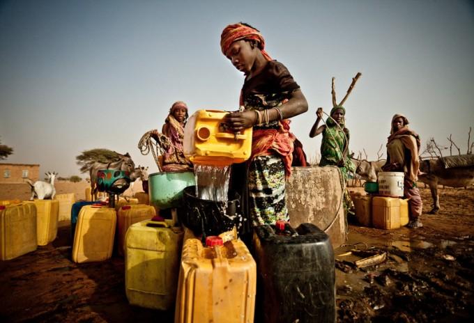 기후변화에 의해 발생한가뭄 등 극한기후는 농촌에 경제적 타격을 입힌다. 이런 타격이 내부에서 무력 충돌 위험을 높이는 것으로 나타났다. 사진제공 옥스팜