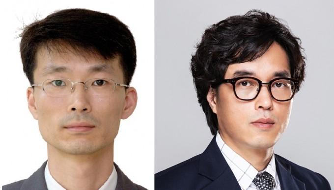 6월 대한민국 엔지니어상을 수상한 이존수 한국전력기술 부장과 김동석 클래시스 상무. 사진제공 과학기술정보통신부