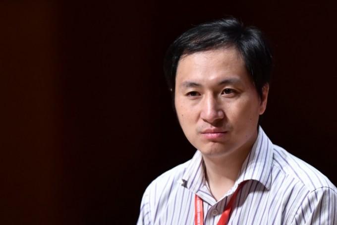 허젠쿠이 중국 난팡과기대 교수. AFP/연합 제공