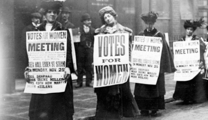 여성 참정권이 보장되는 과정은 험난했다. 우리가 지금 보고 있는 민주주의는, 과거의 민주주의가 아니다. 따라서 미래의 민주주의도 아닐 것이다.