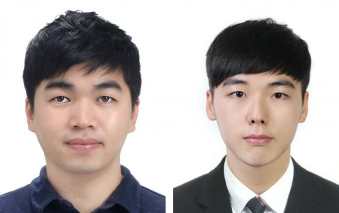 손동희 한국과학기술원(KIST) 바이오닉스 연구단 선임연구원(왼쪽)과 서현선 생체재료연구단 연구원. KIST 제공